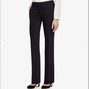 Ann Taylor Straight Pant Classic Fit Sz 8